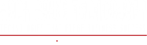 Rock Solid Technology - Technologies That Forge Business Success